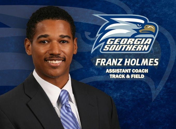 Franz Holmes -- Assistant Track & Field Coach
